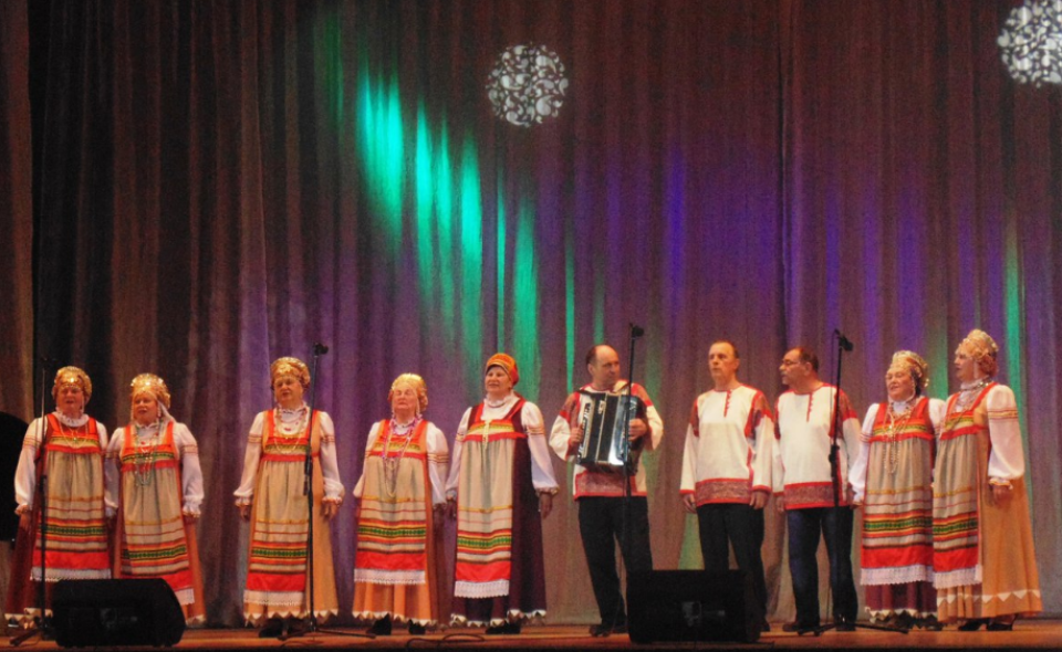 Финал IV Всероссийского хорового фестиваля прошел в Москве