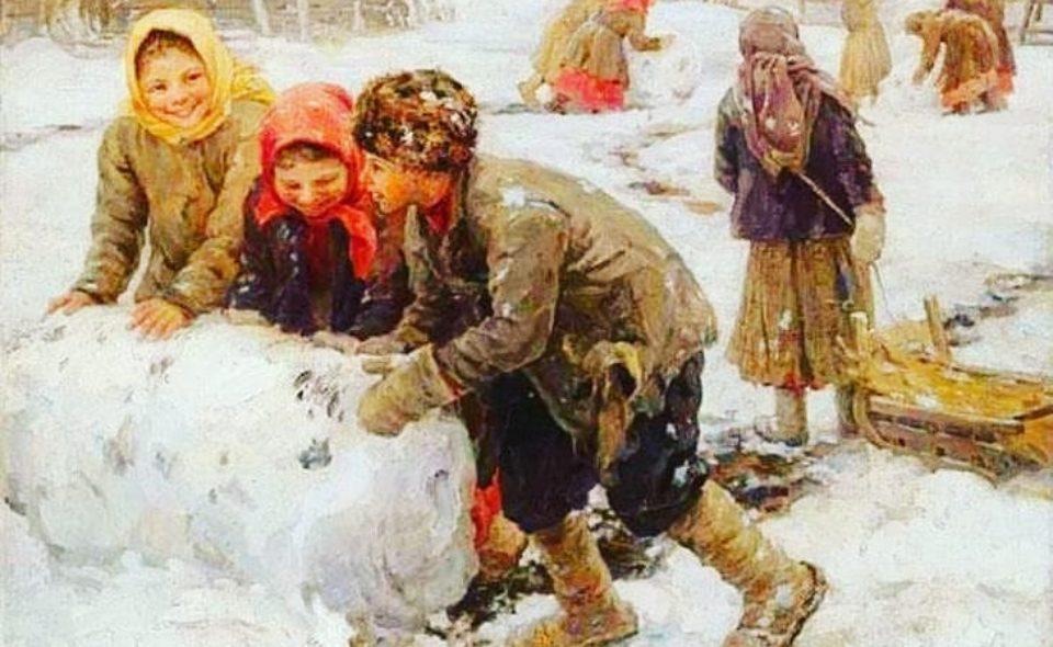 Починки (16 февраля) — один из праздников славянского календаря.