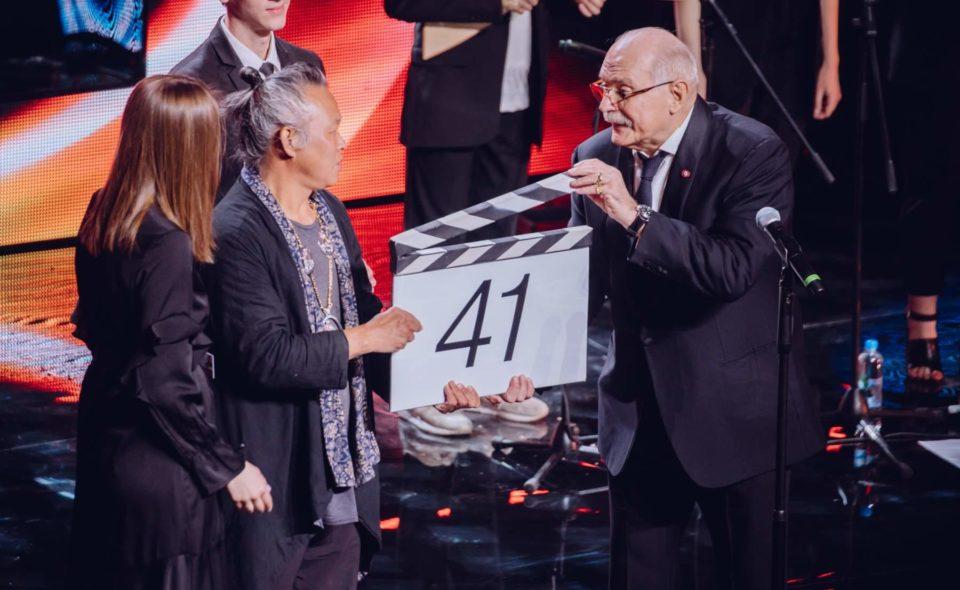 41-й Московский международный кинофестиваль начал работу: торжественная церемония открытия прошла 18 апреля в кинотеатре «Россия».