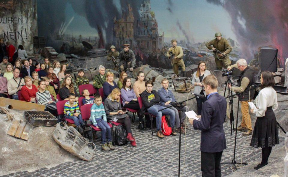 Юные актеры прочитают письма фронтовиков в Музее Победы