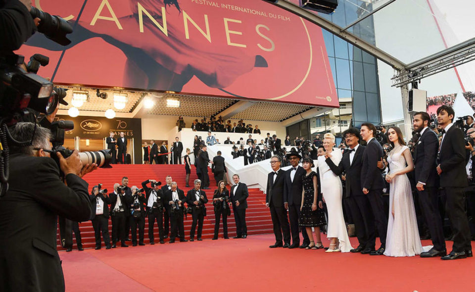 В Канне стартовал 72-й кинофестиваль