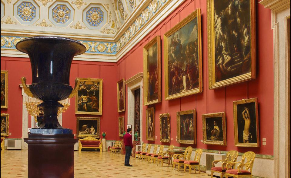 Рейтинг российских музеев