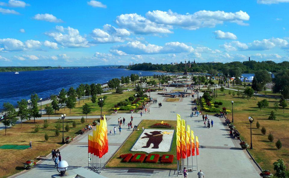 В Ярославской области разработаны новые туристические маршруты