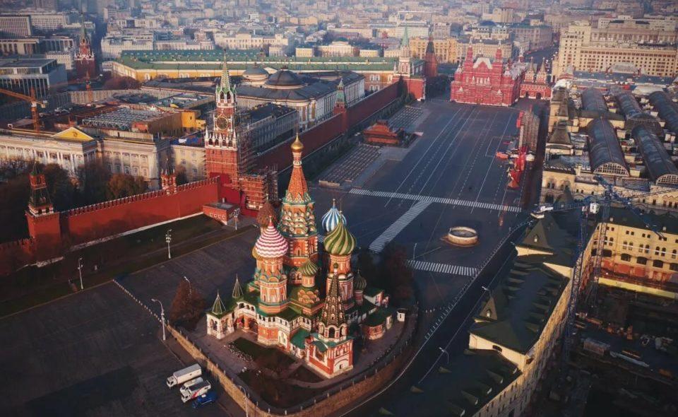 «Русская цивилизация»  на Красной площади