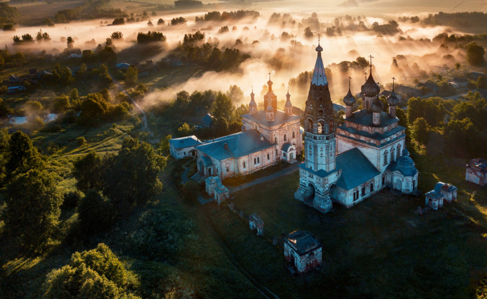 Названы авторы лучших снимков «Русской цивилизации»