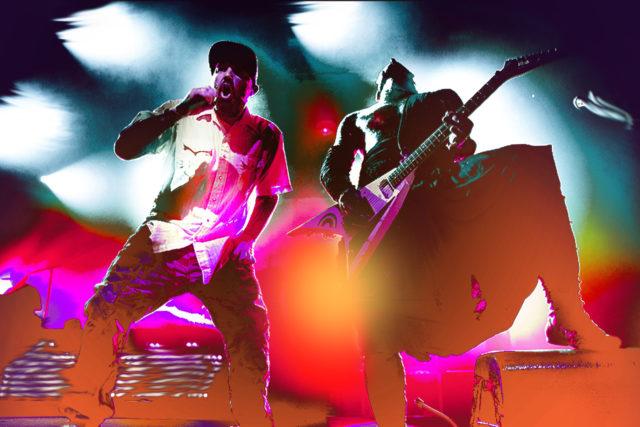 Limp Bizkit даст концерт в Москве