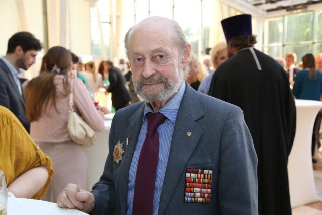 Прощание с Александром Ульяновым