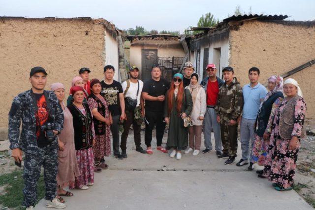 Мир на грани…То, что произошло в Баткенской области…