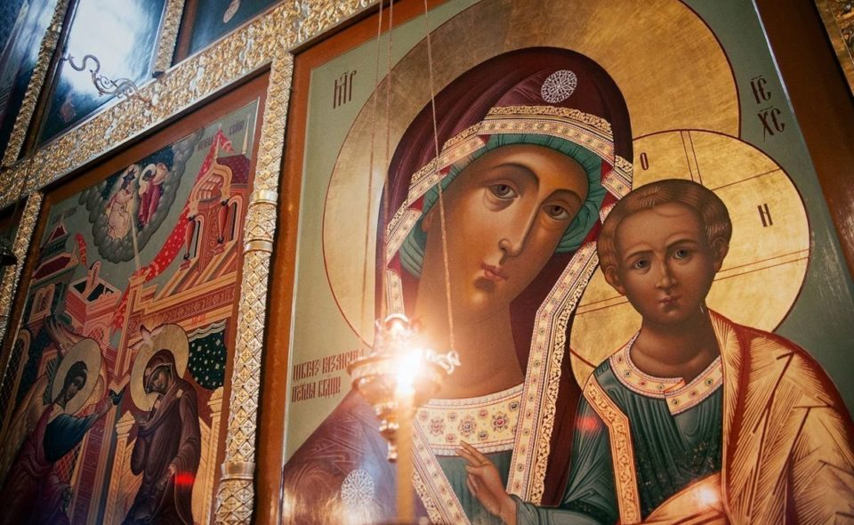 Пресвятой Богородице посвящается…