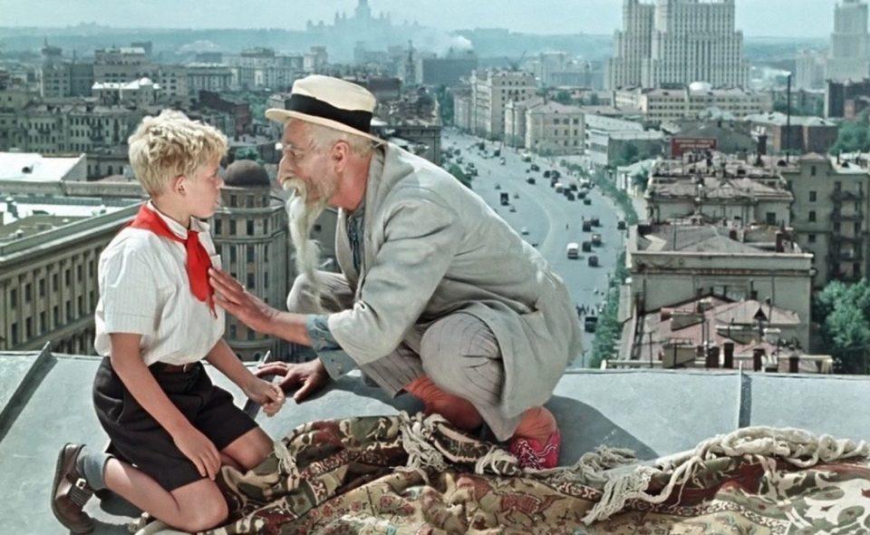 Об истории детского кино в России